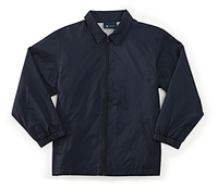 Classroom Uniforms Unisex Coach Jacket Navy (CR301Y-NAVY)