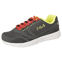 Fila USA Athletic Footwear CastleRock/DivaPink/SafetyYell (DIRECTION-F000)