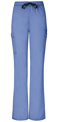 Dickies Unisex Natural Rise Drawstring Pant Ceil Blue (DK101-CBLZ)