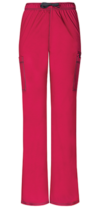 Dickies Unisex Natural Rise Drawstring Pant Crimson (DK101-CRMZ)