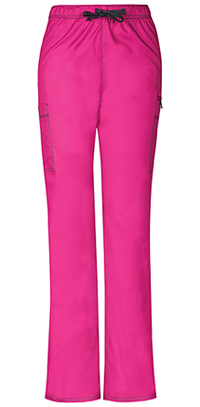 Dickies Unisex Natural Rise Drawstring Pant Hot Pink (DK101-HPKZ)