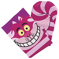 Cherokee Knee Highs 12 mmHg Compression Cheshire Cat (FASHIONSUPPORT-ALCHS)