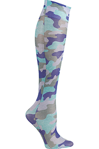 Cherokee Knee Highs 12 mmHg Compression Camofied (FASHIONSUPPORT-CFID)