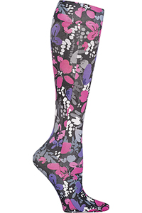 Cherokee Knee Highs 12 mmHg Compression Flutter Beauty (FASHIONSUPPORT-FLBE)