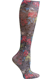 Cherokee Socks and Hoisery FASHIONSUPPORT (FASHIONSUPPORT-FLWS) (FASHIONSUPPORT-FLWS)