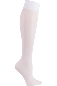 Cherokee Socks and Hoisery FASHIONSUPPORT (FASHIONSUPPORT-WHT) (FASHIONSUPPORT-WHT)