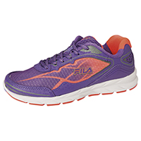 Fila USA Athletic Footwear ElectricPurple/FieryCoral/Silv (FINADO-F513)