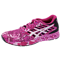 Asics Footwear Premium Athletic Pink Glow/ White/ Pink Ribbon (FUZEX-PWPR)