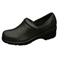 Cherokee Workwear Step In, Padded Collar Footwear Black (HARMONY-BLK)