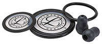 Littmann Spare Parts Kit Cardiology III Black (L40003-BK)