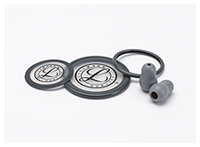 Littmann Spare Parts Kit Cardiology III Grey (L40004-GRY)