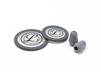 Littmann Spare Parts Kit Classic III/Card IV Grey (L40017-GRY)