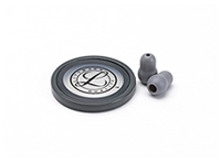stethoscope parts Littmann Spare Parts Kit Master Cardiolo (L40018-GRY) (L40018-GRY)