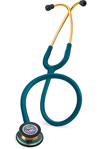 Classic III Monitoring Stethoscope SF Caribbean Blue (L5807RB-CAR)