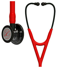 critical care cardiology Cardiology IV Diagnostic Stethoscope HP (L6182HPSM-RED) (L6182HPSM-RED)