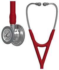 Littmann Cardiology IV 27 Diagnostic Stethoscope Burgundy (L6184-BD)
