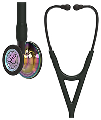 Littmann Cardiology IV Diagnostic Stethoscope HP Black (L6240HPRB-BK)