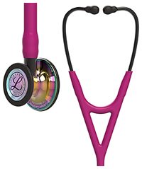 Littmann Cardiology IV Diagnostic Stethoscope HP Raspberry (L6241HPRB-RAS)