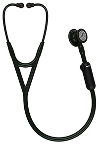 critical care cardiology 3M LittmanCORE Digital Stethoscope (L8480BE-BK) (L8480BE-BK)