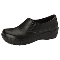 Anywear Footwear Step In Black (MAGGIE-BLK)