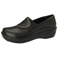 Anywear Footwear Step In Black (MARLENE-BLK)
