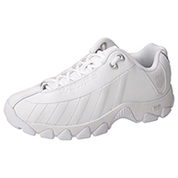 K-Swiss Athletic with foam insole White (MCMFST329-WHT)