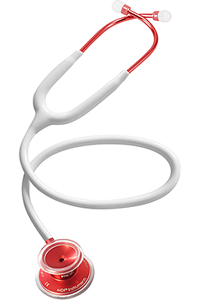 MDF MDF Acoustica Stethoscope Red/White (MDF747XP-R29)