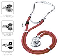 MDF MDF Sprague Rappaport Stethoscope Napa (Burgundy) (MDF767-17)