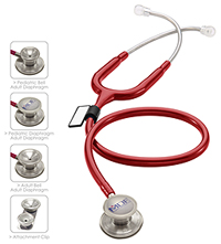 MDF MD One Epoch Titanium Stethoscope (MDF777DT-17)