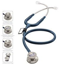 MDF MD One Epoch Titanium Stethoscope (MDF777DT-4)