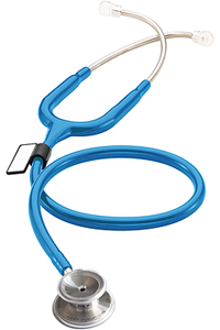 MDF MDF MD One Stainless Steel Stethoscope S.Swell (Bright Blue) (MDF777-14)