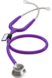 MDF MDF MD One Stainless Steel Stethoscope Purple Rain (MDF777-8)