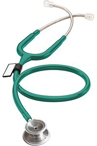 MDF MDF MD One Stainless Steel Stethoscope OM (Aqua Green) (MDF777-9)