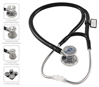 MDF ProCardial C3 Titanium Stethoscope (MDF797CCT-11)