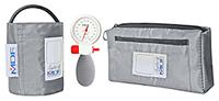 MDF MDF Airius Palm Aneroid Sphygmomanometer Sleek(Grey) (MDF848AR-12)