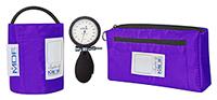 MDF MDF Bravata Palm Aneroid Sphygmomanomete Purple Rain (MDF848XPD-8)