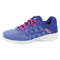 Fila USA Footwear - Athletic Wedgewood,RoyalBlue,PinkGlo (MEMORYFINITY-F466)