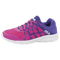 Fila USA Footwear - Athletic PinkGlo,ElectricPurple,Blufish (MEMORYFINITY-F951)