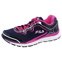 Fila USA SR Mesh/Overlay Athletic Navy/PinkGlow/White (MEMORYFRESH-F428)