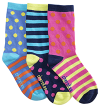 Cherokee Socks and Hoisery MIXITUP (MIXITUP-AST) (MIXITUP-AST)