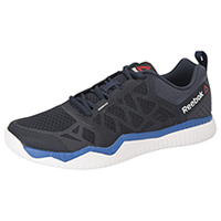 Reebok Athletic Footwear CollegiateNavy/BlueSport/Wht (MZPRINTTRAIN-NBW)