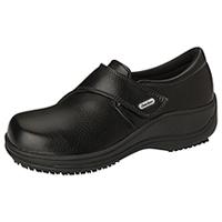 Cherokee Monk Strap Footwear Black (POPPYSR-BLK)