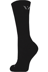 Swiftwick 1 Pair pack Mid Calf Sock Black (PURSUITSEVEN-01Z)