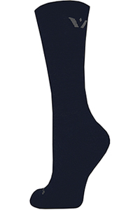 Swiftwick 1 Pair pack Mid Calf Sock Navy (PURSUITSEVEN-06Z)