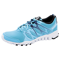 Reebok Athletic Footwear Crisp Blue, Noble Blue (REALTRAIN-BBWB)