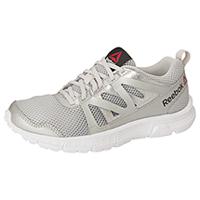 Reebok Athletic Footwear SilverMetallic/Silver/Steel/Wh (RUNSUPREME-SSSW)