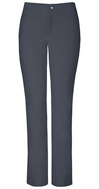 Sapphire Roma Low Rise Zip Fly Slim Pant Pewter (SA101A-PWTS)