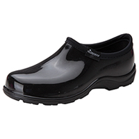 Sloggers Synthetic Clog Black (SL5100-BK)