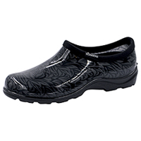 Sloggers Synthetic Clog Floral Grey (SL5100-FLGY)