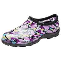 Sloggers Synthetic Clog Florabelle (SL5100-FRAB)
